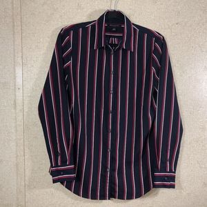 Banana Republic Striped Dillon Shirt Blouse